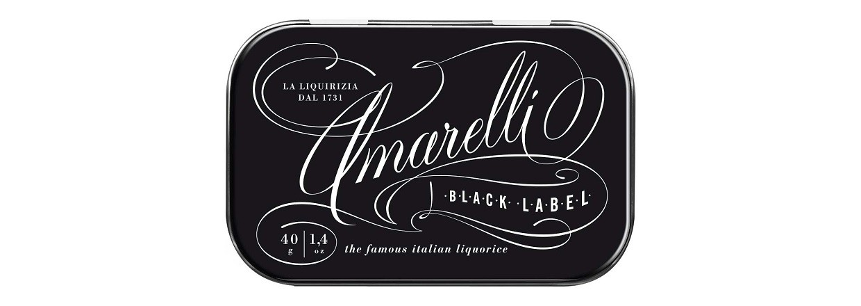 Amarelli Black Label (Glutenfri)