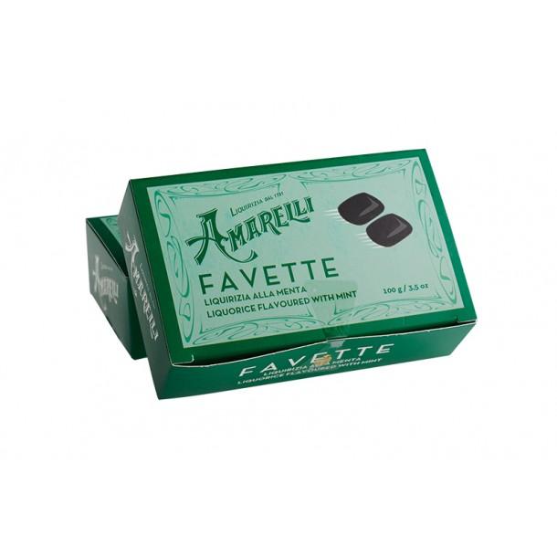 Favette (100g) Scatolina, Verde