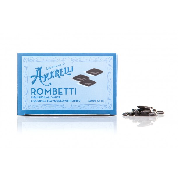 Rombetti (100g) Scatolina, Blu